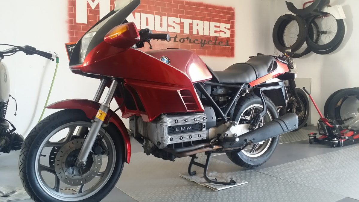 customizar motos en granada